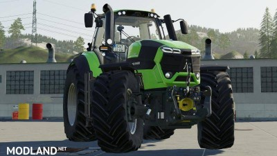 [FBM Team] Deutz Series 9 v 1.0, 1 photo